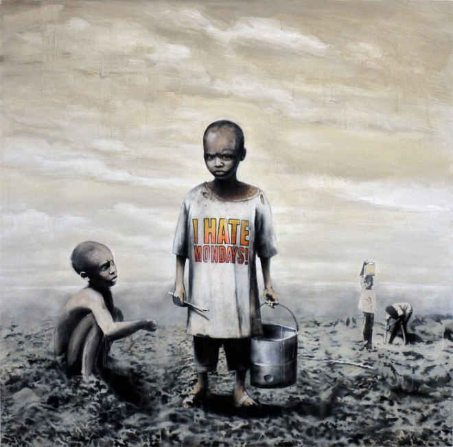 Banksy Mondays